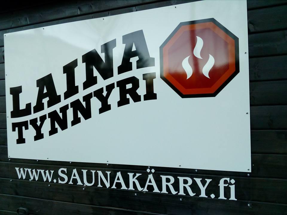 Saunakärry.fi - Siirrettävän mobiilisaunan vuokrausta Kaarinasta
