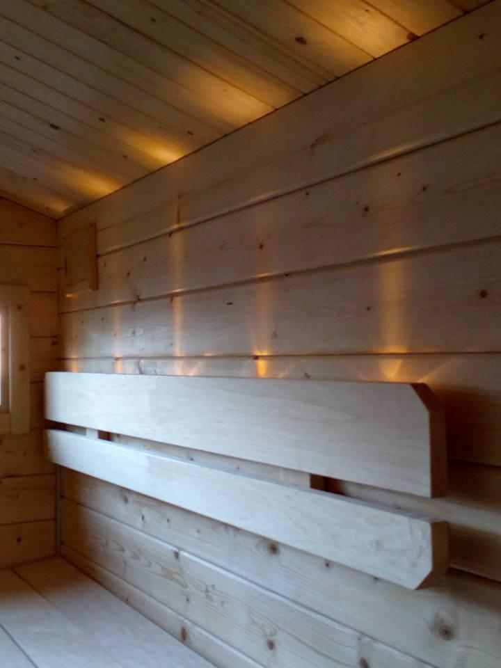 Saunakärry.fi Haapalauteet ja led-valot